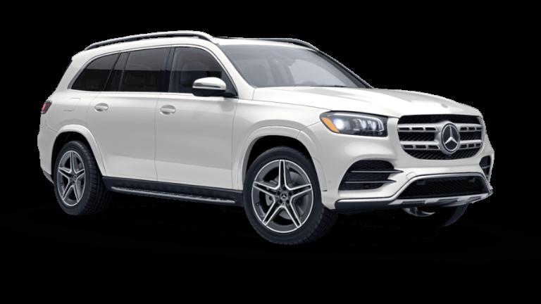 2021 Mercedes-Benz GLS 580 SUV - designo Diamond White