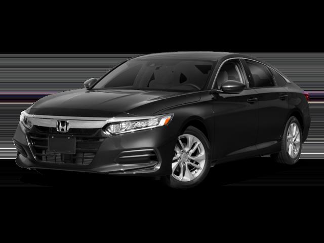 Black Honda Sedan