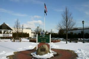 The City Of Lindenhurst Town Square