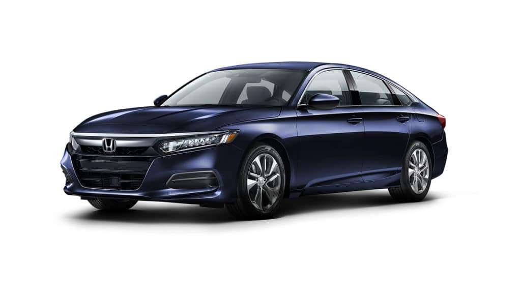 Lease a 2018 Honda Accord 1.5L LX Automatic Sedan for $235/month