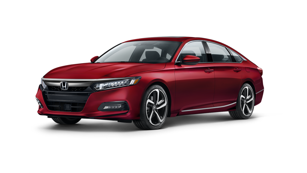 Lease a 2018 Honda Accord 1.5T Sport Automatic Sedan for $254/month