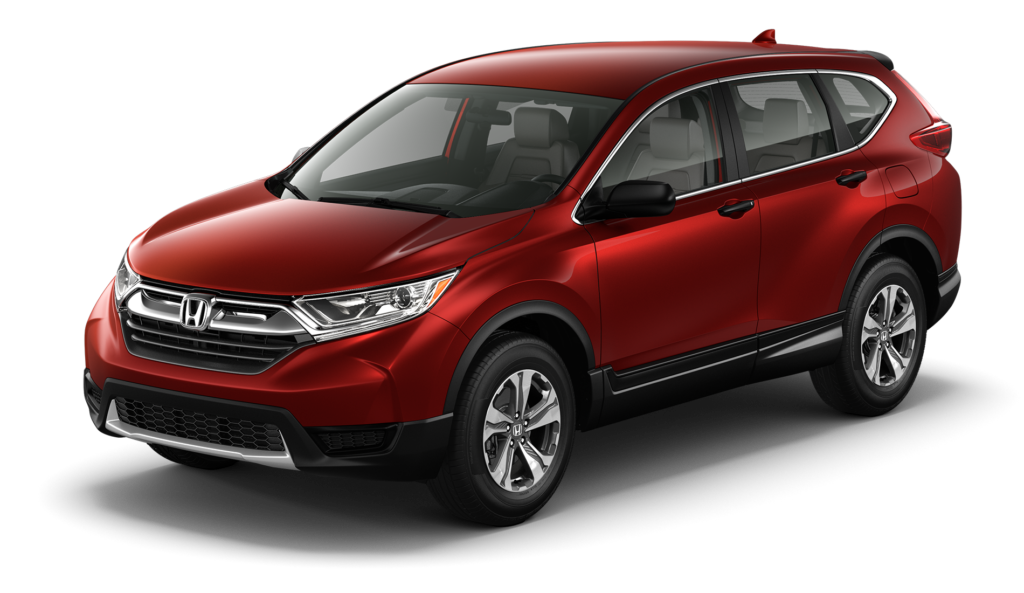 Lease a 2018 Honda CRV LX AWD Auto for $255/Month