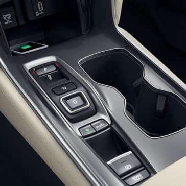 2018 Honda Accord gear selector