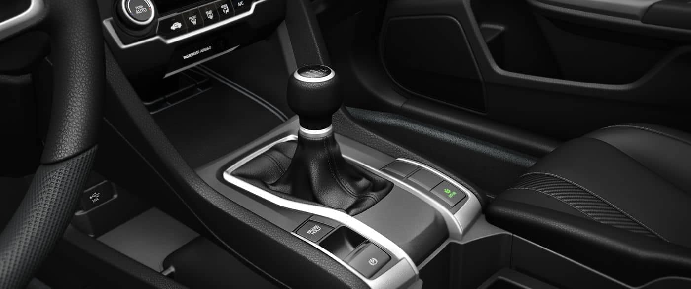 2018 Honda Civic speed shifter