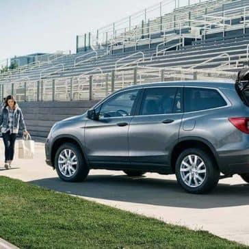 2019 Honda Pilot family adventure
