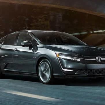 2018 Honda Clarity exterior