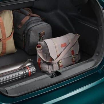 2018 Honda Clarity cargo trunk