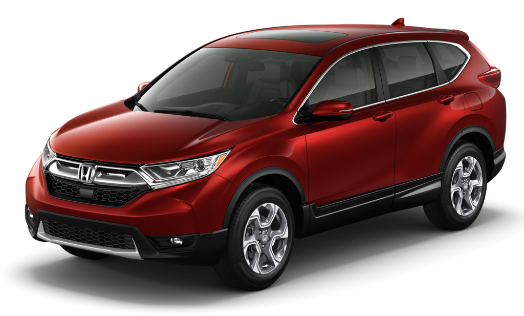 Lease a Brand New 2018 Honda CR-V EX-L 4WD Auto for $299/Month!
