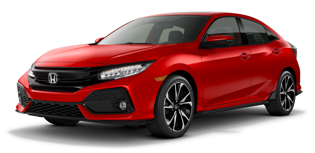 Lease a 2018 Honda Civic Hatchback 5D 1.5T Sport Touring Auto $269/Month