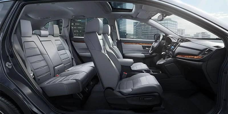 2018 Honda CR-V Leather Seating