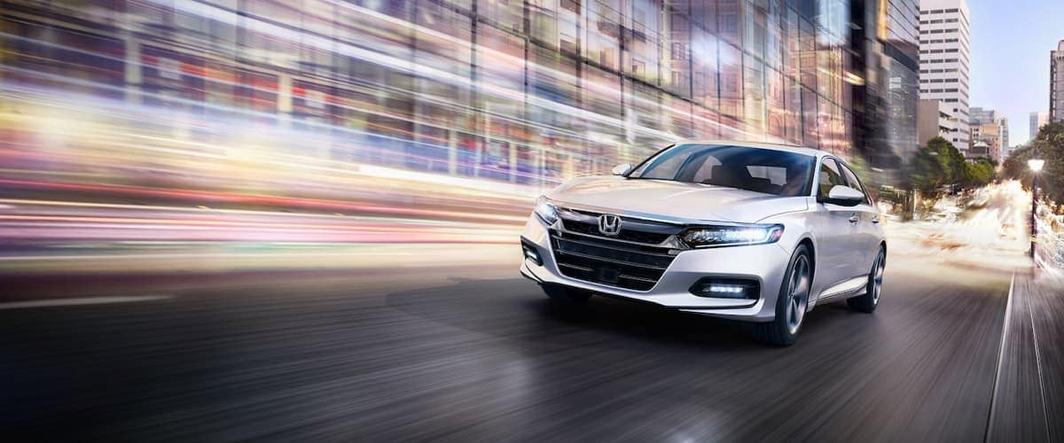 2019 Honda Accord Sedan Driving