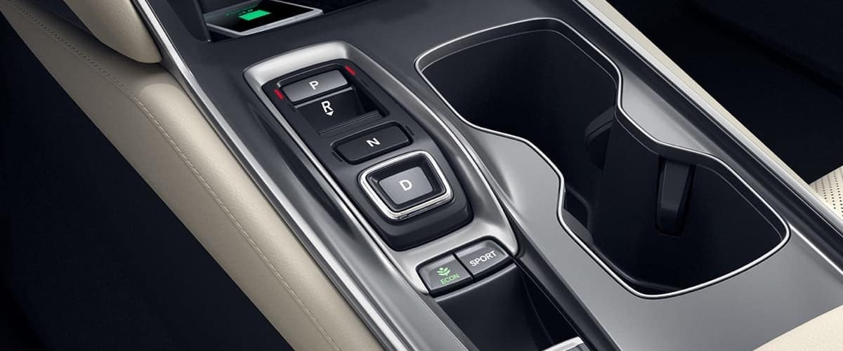 2019 Honda Accord Sedan Transmission