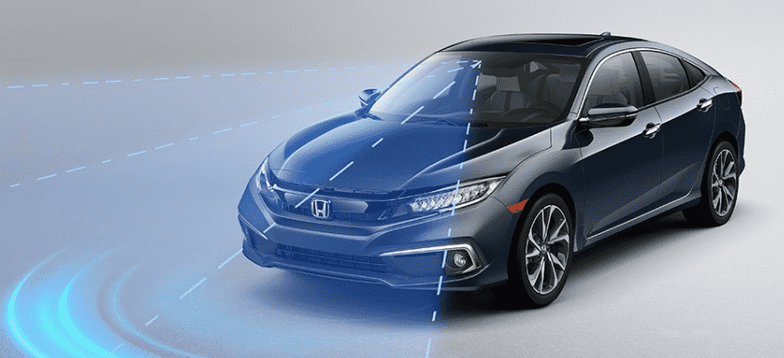 Honda Civic Safety Sensing