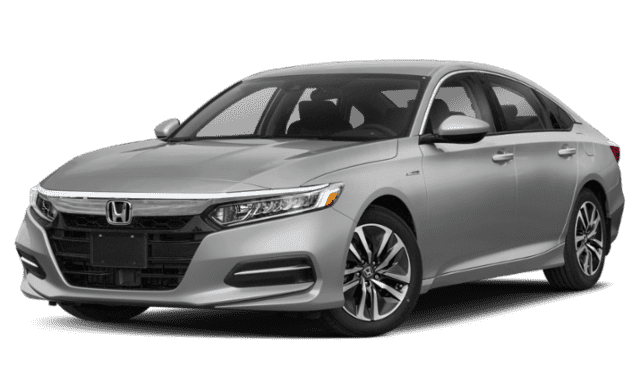 Silver 2019 Honda Accord