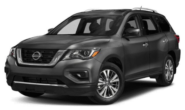 Black 2019 Nisan Pathfinder