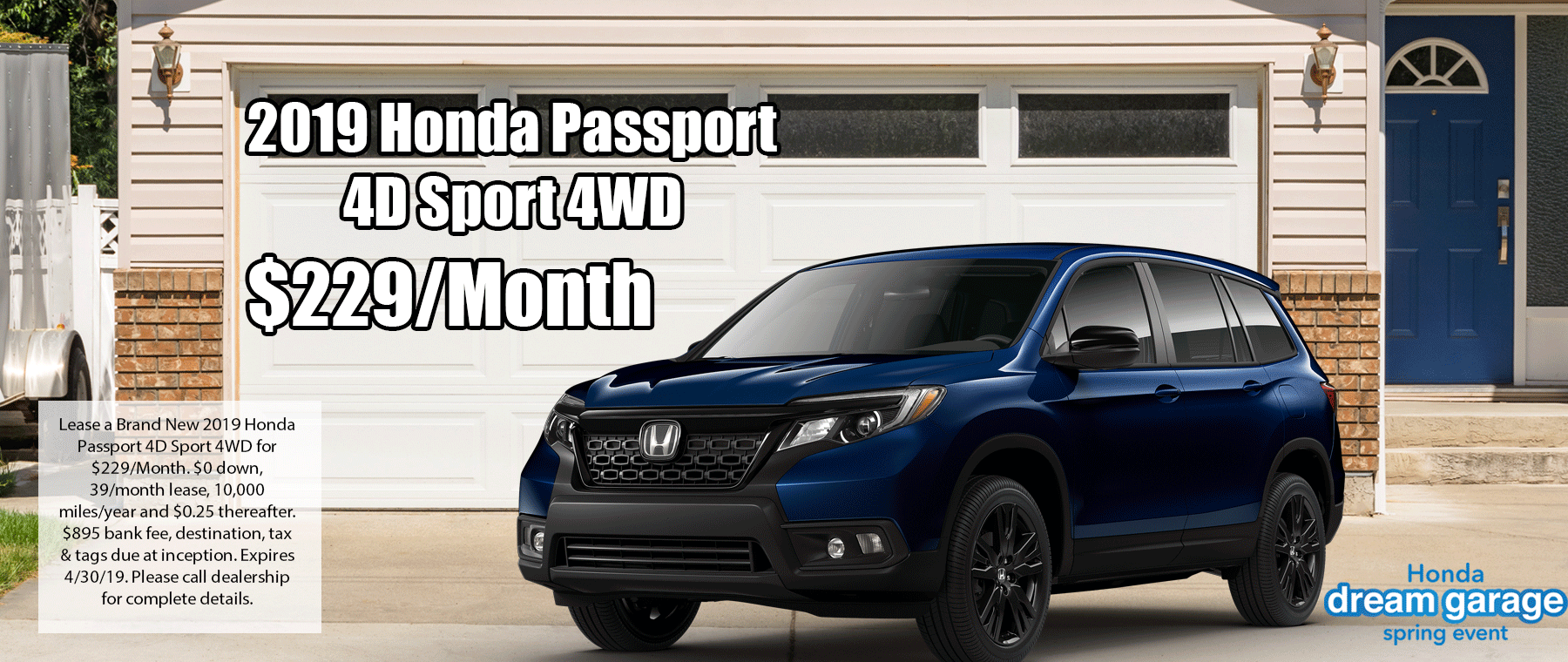 2019 Passport Sport
