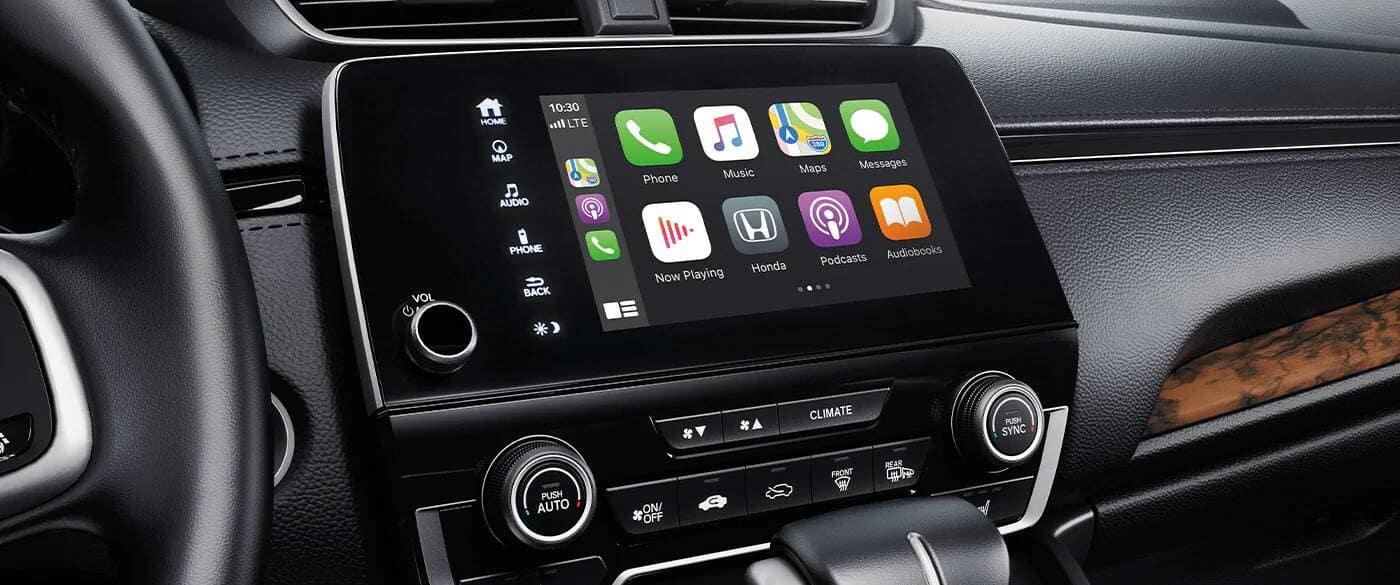 2020 Honda CR-V Apple Carplay