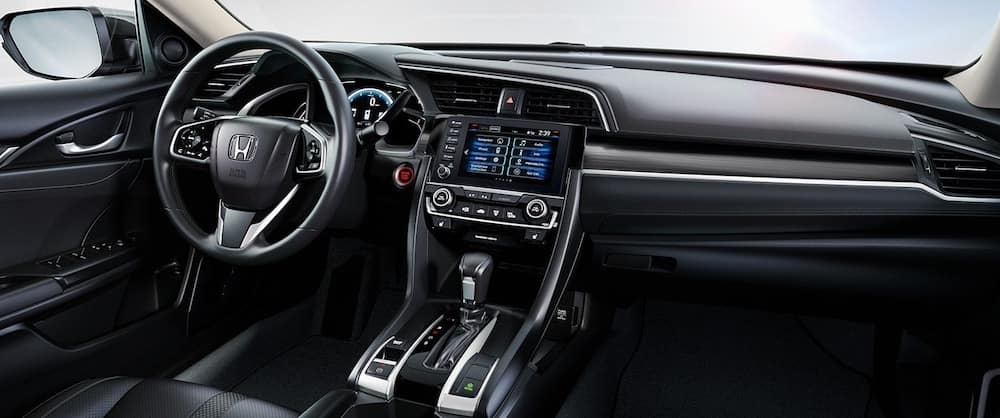 2020 Honda Civic Interior Front Seating