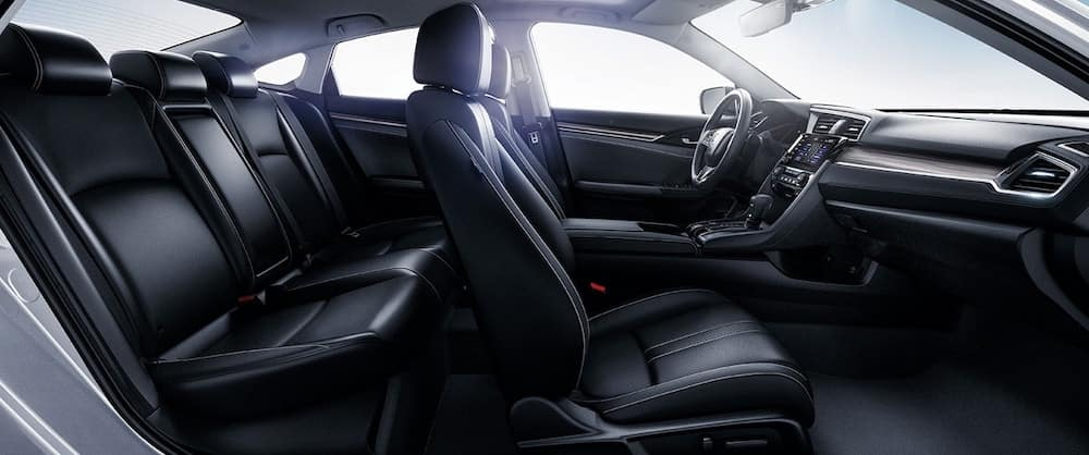 2020 Honda Civic Interior Side View