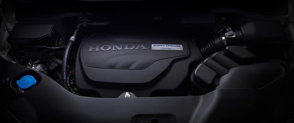 2020 Honda Pilot Earth Dreams Engine
