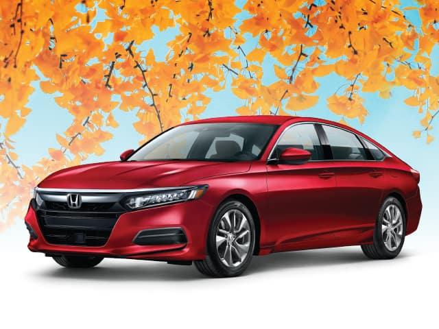 New 2020 Honda Accord LX 1.5 Sedan