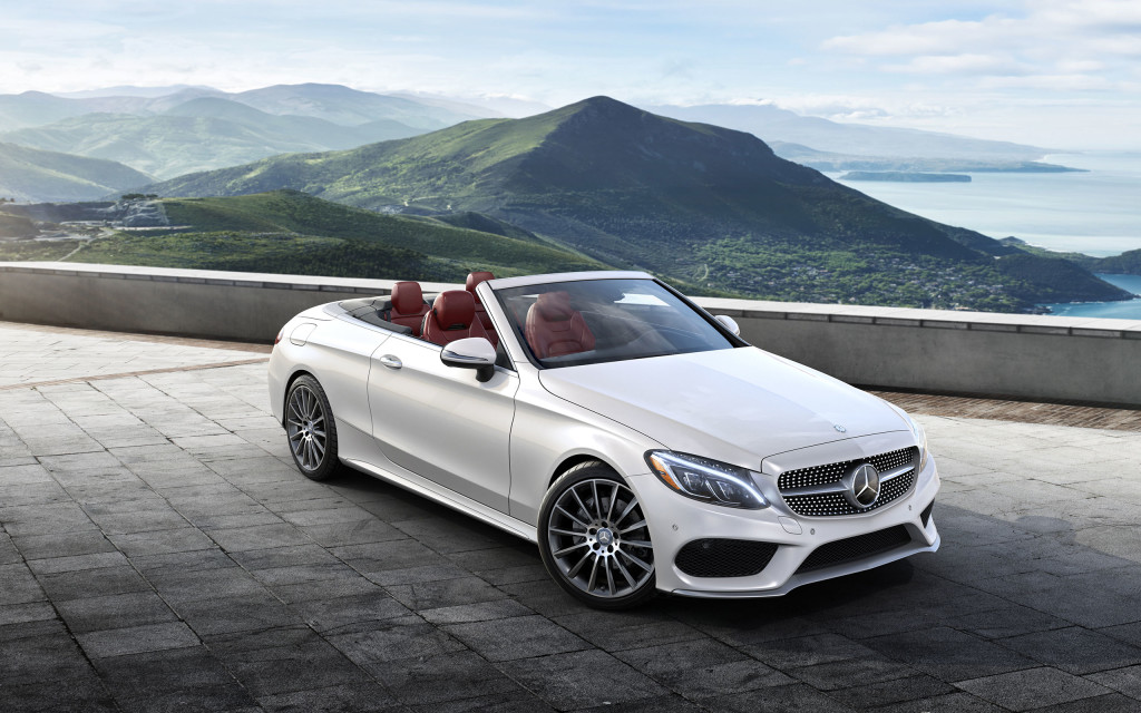 <span style='font-size: .5em'>Pre-Owned 2017 Mercedes-Benz</span><br>C&#8201;300 Cabriolet