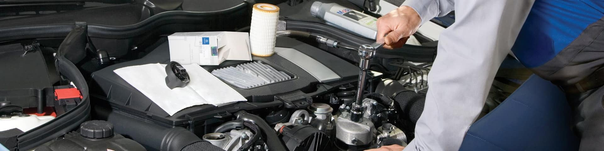 Maintenance Mercedes Benz Of Mount Pleasant Ml Fuel Filter Replacement