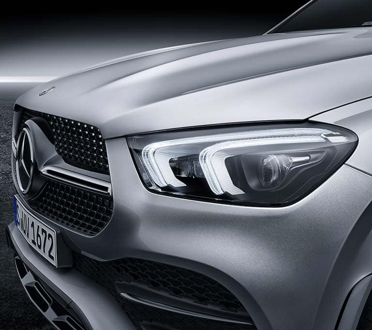 The All‑new 2020 Mercedes‑Benz GLE SUV