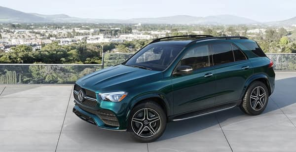 All New 2018 & 2019 GLE SUVs