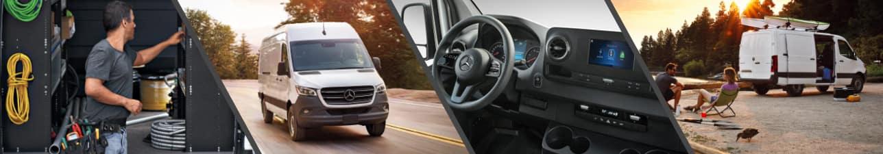 2019 Mercedes-Benz Sprinter Cargo Van For Sale Charleston SC | Mount Pleasant