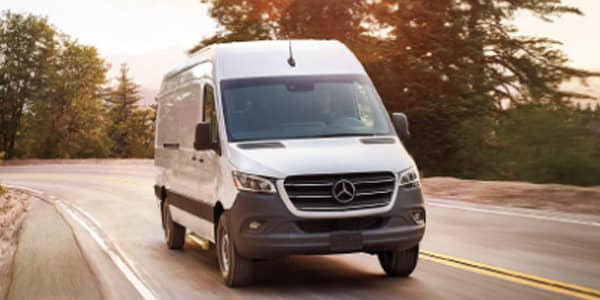 New Mercedes-Benz Sprinter Cargo Van for Sale Charleston SC
