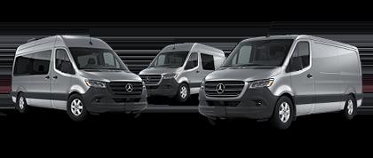 2019 Sprinter Vans