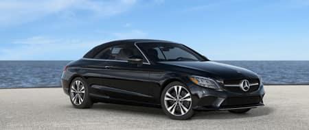 New 2019 Mercedes-Benz C 300 Convertible