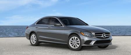 New 2019 Mercedes-Benz C 300 Sedan