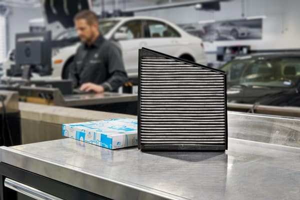 Mercedes-Benz Genuine Air Filters in Summerville SC