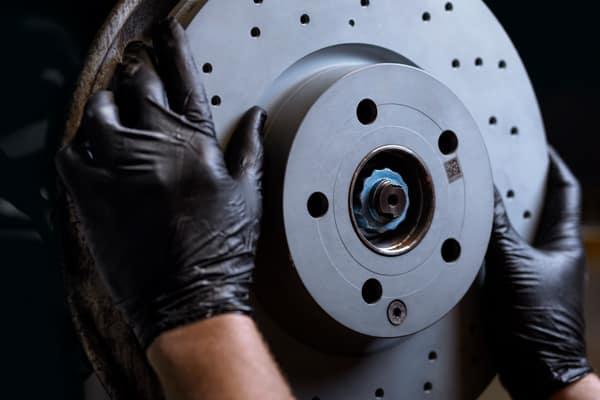 Mercedes-Benz Genuine Brakes in Charleston SC