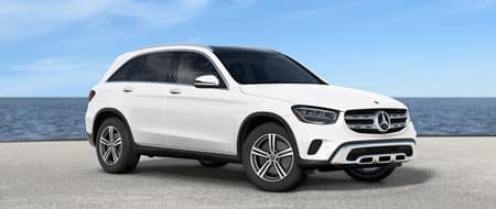 New 2020 GLC 300 SUV