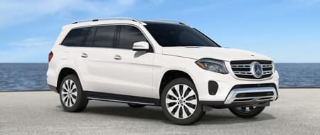 New 2019 GLS 450 4MATIC® SUV