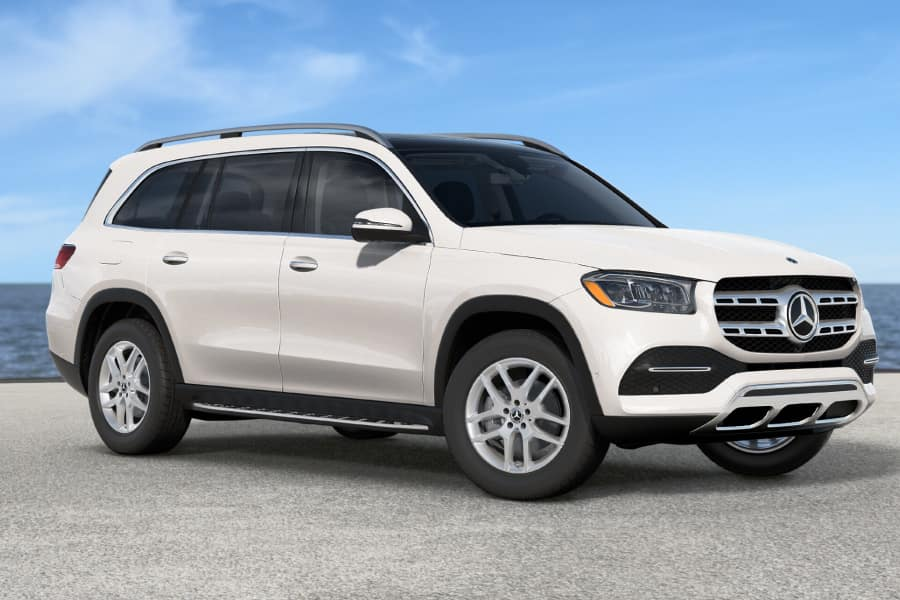 New 2020 GLS SUV