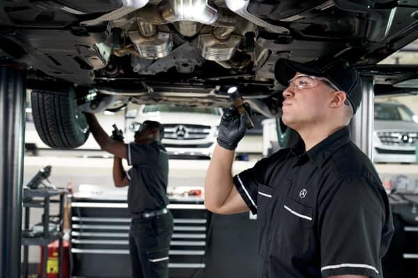Mercedes-Benz Service-A in Charleston SC