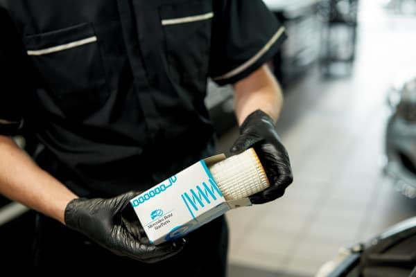 Mercedes-Benz Genuine Oil Filters in Charleston SC