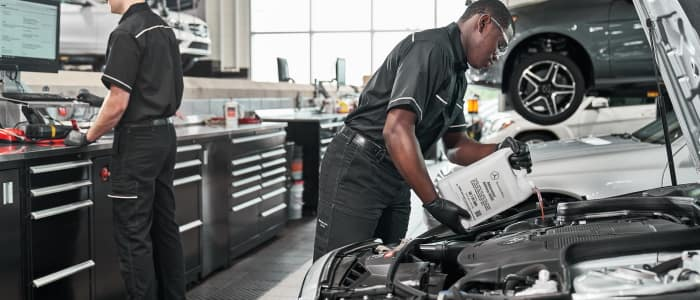Mercedes-Benz Pre-Paid Maintenance