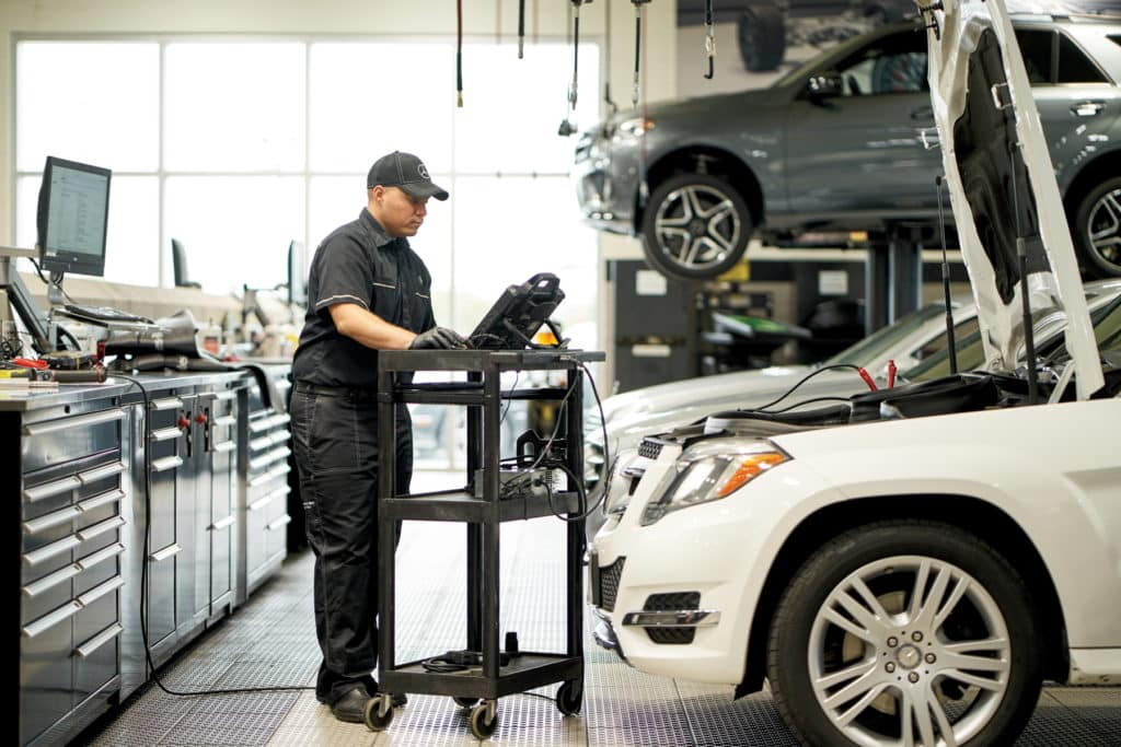 Mercedes-Benz Diagnosis and Repairs in Charleston SC