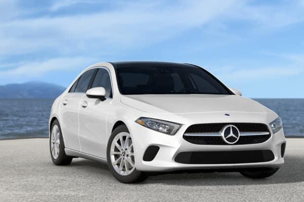 New 2019 A 220 Sedan