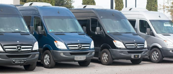 Pre-Owned Mercedes-Benz Vans in Charleston SC