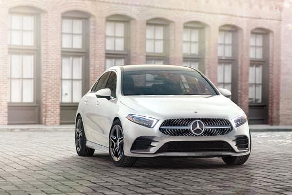 New 2019/20 A-Class Sedan