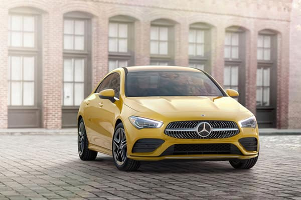 New 2019/20 CLA Coupe