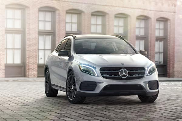 New 2019/20 GLA SUV