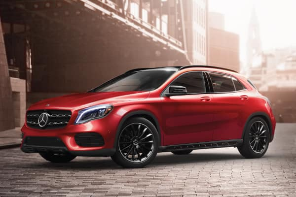 New 2020 GLA SUV