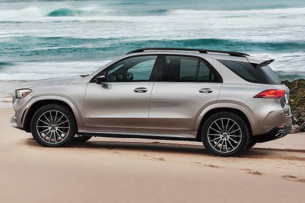 New 2020 GLE SUV
